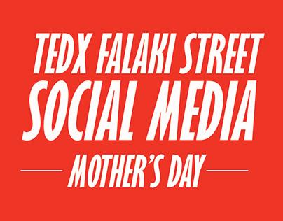 Social Media, TedX falaki street