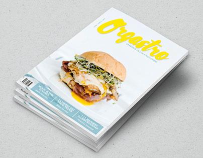Orgastro Magazine - Editorial (WIP)