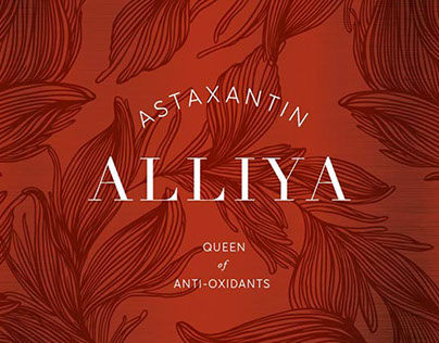 ALLIYA - Branding
