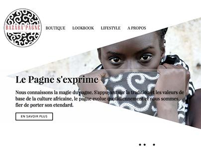 Bazara'Pagne Web Case Study
