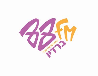 88fm | logo