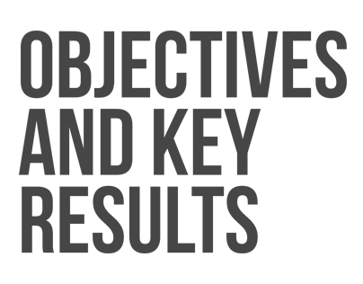 OKRs: Objectives and Key Results eBook