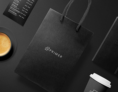 Primer Studio - Stationery Branding