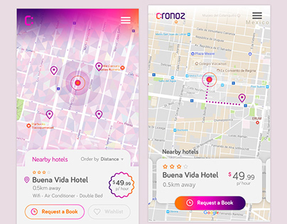 Quik Hotel Reservation App