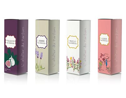 L' atelier du parfum - Vintage Collection