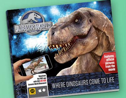Jurassic World (Augmented Reality)