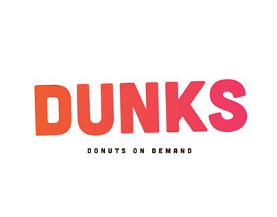Dunks: A Dunkin' Donuts Brand Concept