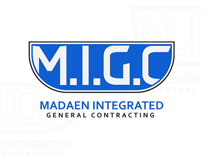M.I.G.C General Contracting Logo