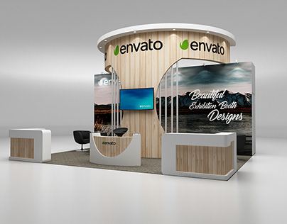 Exhibition Booth - Perimeter 5x6