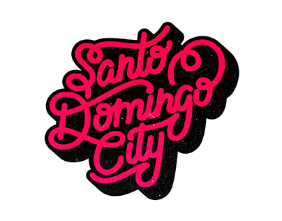 Santo Domingo City logo