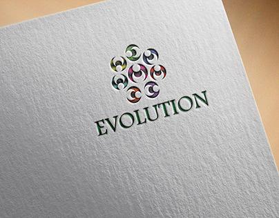 EVOLUTION - UNIQUE - LOGO - DESIGN - PSD