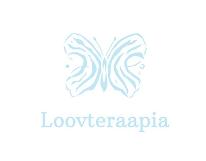 Logo design for art therapy