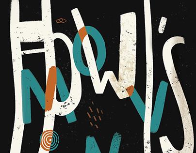 Folio Society - Howl's Moving Castle