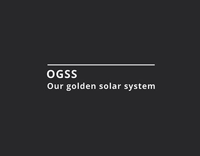 OGSS - Our golden solar system