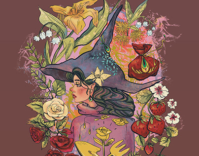 The Garden Witch