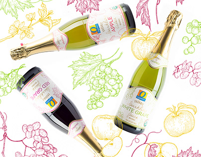 O Organics Label Illustrations & Packaging