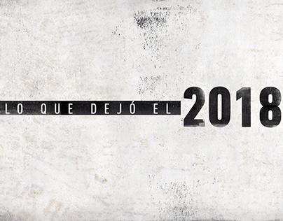 Lo que dejó el 2018 - Canal 13