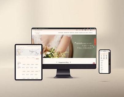 Diamania - eCommerce website