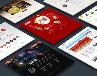 Websites (2006-2015)