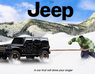 Social Media - Jeep