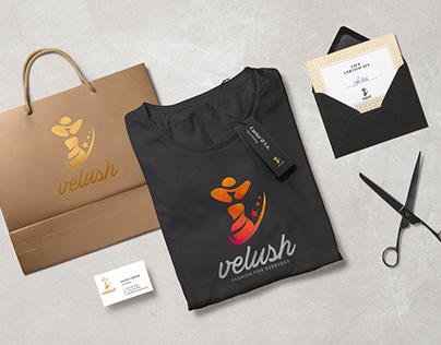 The Velush logo
