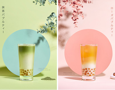 Japanese Milk Tea