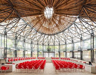 | Kochi Muziris Biennale by Anagram Architects