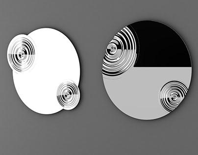 Mirrors design concept