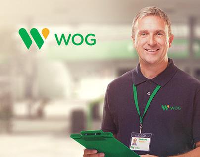 Wog / Website