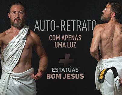 """""""AUTO-RETRATO"""" COM APENAS UMA LUZ"""