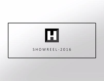 SHOWREEL 2016 - Updated