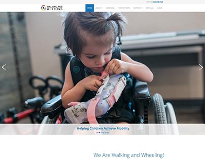 Walking and Wheeling