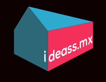 Logo ideass.mx motion graphics