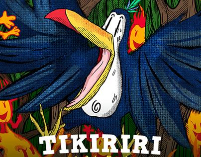 Tikiriri in the Land of the Faceless Giants