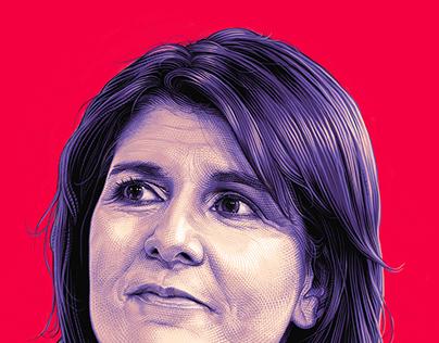 POLITICO US - Nikki Haley