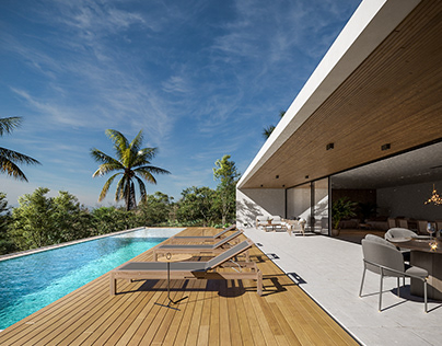 Render - NVD House in Brazil