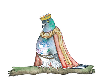Monty Pigeons