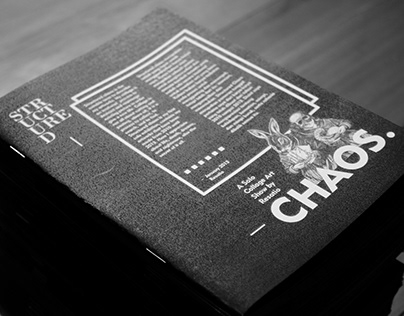 Structured Chaos Exhibition Catalogue