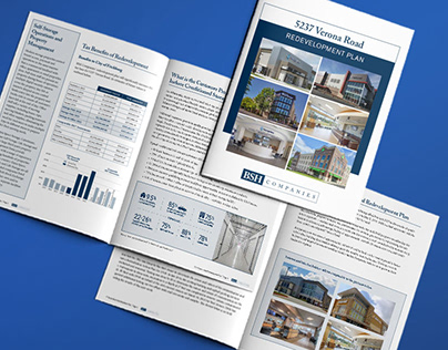 Fitchburg Redevelopment Plan Pitch Book