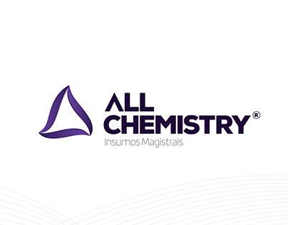 Proposta de Rebranding - All Chemistry