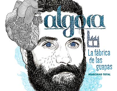 Algora single cd illustration