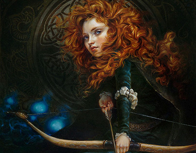 Magical World Fantasy Paintings and Artworks