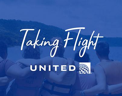 United - Taking Flight