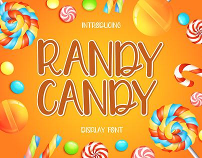 RANDY CANDY