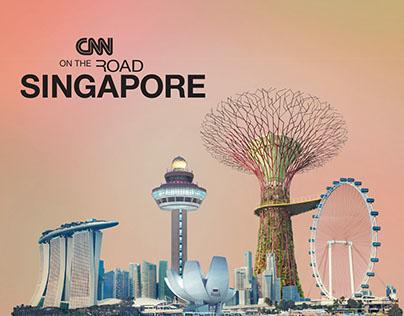 CNN On-The-Road Singapore