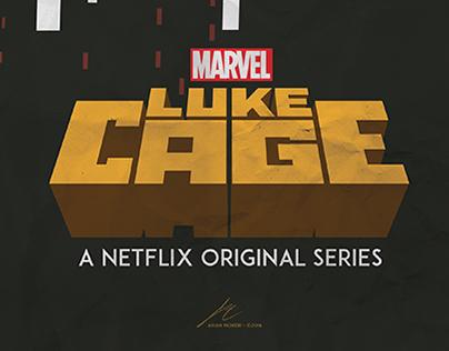 Creative Tribute to Luke Cage