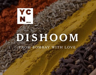 YCN Commended 2020 - Dishoom Loyalty Scheme