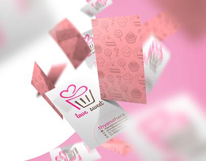 Graphic Design & Webdesign - LOVESWEET