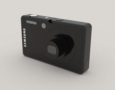 Embedded camera support design for Samsung (2012)