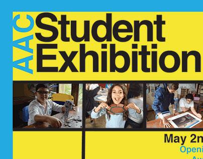 AAC Exhibition Postcard